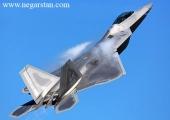 جنگنده فوق پیشرفته F-22 Raptor