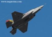 جنگنده سکون پرواز F-35 Lightning